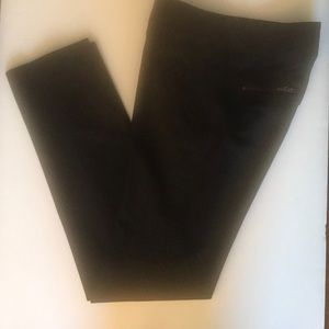 Tory Burch Navy Trousers lightly worn